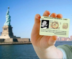 Green Card per italiani